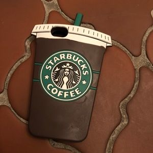 Starbucks iPhone 5/SE Case